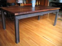 dining table by Five Twenty Two industries