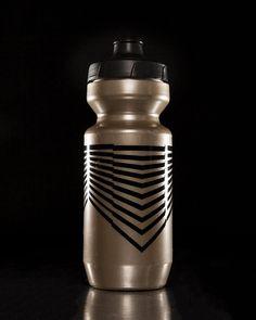 Manual for Speed / Zebra - Gold Brazing, Water Bottle Design, Carbon Fiber, Water Bottles, Manual, Cycling, Gold, Can, Biking