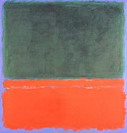 Mark Rothko (American, b. Russia, 1903–1970) Green, Red, Blue, 1955 Oil on canvas 81 1/2 x 77 3/4 in. (207.01 x 197.49 cm) Gift of Mrs. Harry Lynde Bradley M1977.140 © 2008 Kate Rothko Prizel & Christopher Rothko / Artists Rights Society (ARS), New York