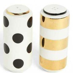 Kate Spade Salt and Pepper Shaker