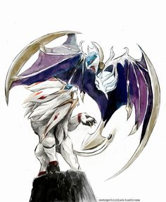 Solgaleo and Lunaala