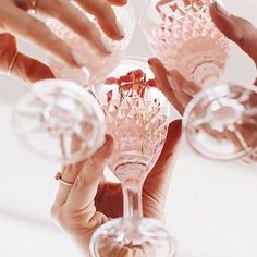 GIRLBOSS MOOD: Cheers to our girl gang! Creative Studio, Enjoy The Little Things, In Vino Veritas, Pink Champagne, Champagne Party, Champagne Toast, Pink Aesthetic, Girl Gang Aesthetic, Girl Boss