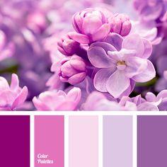 Color palettes 344243965261357921 - Color Palette purple, pink, Lilac color palettes, nature inspiration colors, violet Source by jurionmurielle Purple Pink Color, Purple Color Palettes, Colour Pallette, Shades Of Purple, Colour Schemes, Color Combos, Gold Colour, Purple Palette, Color Shades