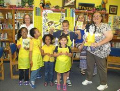 School Lunch Hero Day is three weeks from today!   I've created a tradition where I visit a Title 1 school on the day of. This year I will be visiting with these awesome students in Houston, TX! Their librarian, Jo Reed, along with her librarian colleagues have celebrated in big ways in the past two years. So much so, that they won an award with the Texas Library Association for Library Project of the Year! And Texas is a HUGE state!