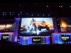 E3 2013 Xbox Briefing: Battlefield 4 - YouTube