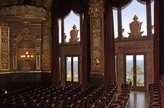 The Monte-Carlo Opera House - interiors