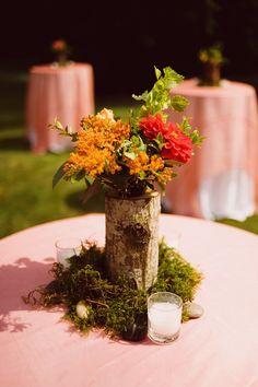 Flower/tree center piece :)