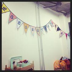Nuestra banderola