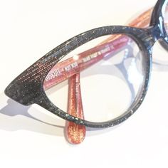 We love the subtle sparkle on this cute Francis Klein cateye. Get a little fancy without trying too hard.#rimsandgoggles #millvalley #marin RIMSandGOGGLES.com