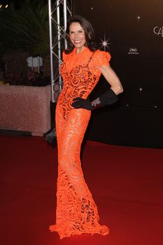 Mouna Ayoub - Festival de Cannes 2012
