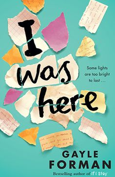In this extract from I Was Here, we read Meg's suicide note – which was emailed to her friends and family after her death – and find out Cody's initial reactions to her friend's sudden death.