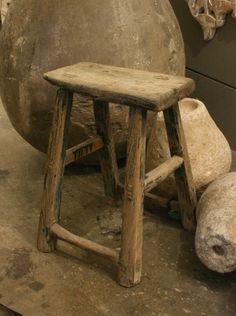 elm stool...love mine
