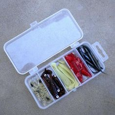 Cheap box drawer organizer, Buy Quality organizer tote directly from China organizer makeup Suppliers: Transparent Fishing Lure Bait Tackle Boxes Fish Lure Hooks Bait Fishing Accessories Tool Case Storage Organizer Container Fishing Tackle Box, Bait And Tackle, Fishing Reels, Fishing Tips, Fishing Lures, Container Organization, Storage Organization, Box Storage, Fishing Umbrella