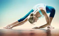 Controla el dolor de los ovarios poliquísticos con estás posturas