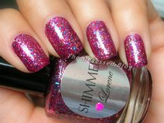 Shimmer Polish Lorene - The Obsessed