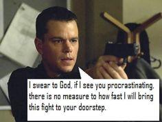 Jason Bourne :D