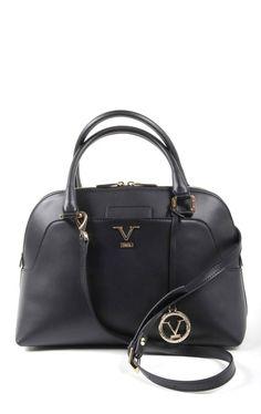 Versace Women's Satchel BLACK #Versace #Satchel