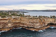 ICE Field Trips Offer Exotic, Exclusive Venues - Tidally Influenced Strata of the Hawkesbury Sandstone, Sydney. This trip will allow discussion of the sedimentology and sequence stratigraphy of the Hawkesbury Sandstone by examining outcrops around the scenic Sydney Harbour and in spectacular coastal cliffs in National Parks close to the city.