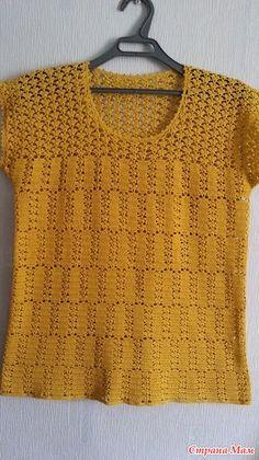 Sweaters For Women, Men Sweater, Crochet Fashion, Crochet Clothes, Knit Crochet, Tunic Tops, Knitting, Shirts, Dresses