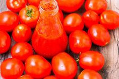 Old-Fashioned Tomato Sauce recipe, NZ Woman's Weekly – visit Food Hub for New Zealand recipes using local ingredients – foodhub.co.nz