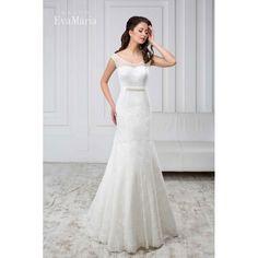 Svadobné šaty s čipkou Adina Wedding Dresses, Panna, Fashion, Alon Livne Wedding Dresses, Fashion Styles, Weeding Dresses, Wedding Dress, Wedding Dressses, Fashion Illustrations