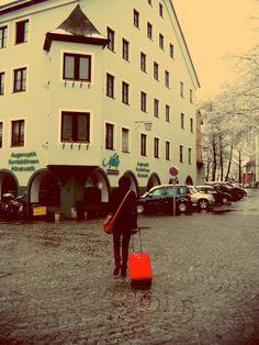 Feldkirch, Austria Feldkirch, Austria, Street View, Vintage, Vintage Comics