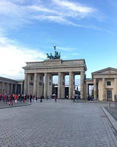 Brandenburger Tor #travel #reisen #berlin