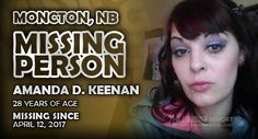 Please help us spread the word about Amanda Dawn Keenan out of Moncton, New Brunswick by sharing this report. Moncton Nb, Atlantic Canada, Missing Persons, 28 Years Old, New Brunswick, Amanda, Words, Horse