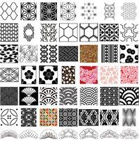 Blog Archive » 125 Vector Japanese Patterns