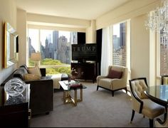 Fine Dining NYC | Trump International Hotel New York Room Dining | Fine Dining In NYC
