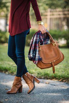 Chloe large Marcie handbag