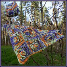 Crocheted hat and scarf, October, 2013 Knit Crochet, Crochet Hats, October 2013, Crocheting, Blanket, Knitting, Crocheted Hats, Chrochet, Ganchillo