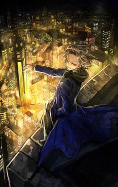 King of Despair / Zetsubouou   Kekkai Sensen