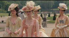 Marie-Antoinette - stripes! -  costumersguide