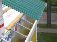 mobile home roof overhang - Google Search