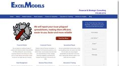 At ExcelModels, we build financial software, business models, and desktop applications. In addition, we author long-form business plans, integrated financials, and investor presentations. We are experts at creating all types of custom-built financial models using standard MS Office software for use on existing corporate networks. Need some training or instruction?