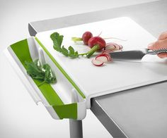 Another cool cutting board
