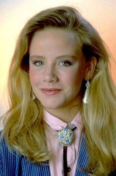 RIP Amanda Peterson in 'Can't Buy Me Love' (Everett Collection). So sad that her life went so wrong.