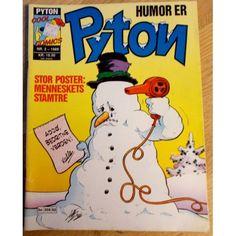 Pyton 1989