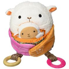 Skip Hop Hug and Hide Activity Toy, Lamb (Discontinued by Manufacturer) Activity Toys, Activities, Oita, Thing 1, Holiday Deals, Hug, Lamb, Hello Kitty, Plush