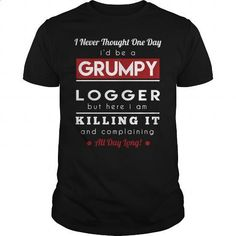 Limited Tee - Logger shirts - #pullover hoodies #sleeveless hoodies. ORDER NOW => https://www.sunfrog.com/Jobs/Limited-Tee--Logger-shirts-139965392-Black-Guys.html?id=60505
