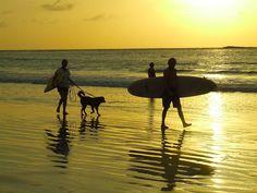 Costa Rica Surfers, Tamarindo