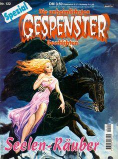 Gespenster Geschichten Spezial #122 - Seelen-Rauber