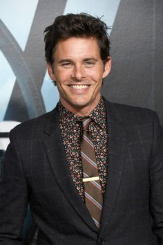 "Actor James Marsden attends the premiere of HBO's ""Westworld"" at TCL Chinese Theatre on September 28, 2016 in Hollywood, California."