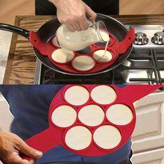 Pancake Maker, Poached Eggs, Hash Browns, Pancakes, Household, Microwave, Dishwasher, Cooking, Amp