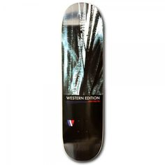 Western Edition Skateboards Deck Jabari Abstract 2 - 8.5, 69,95 &euro