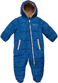 This is a link to Amazon and as an Amazon Associate I earn from qualifying purchases. Ben Sherman Baby Boys Bubble Snowsuit Polar Fleece Lined Pram with Sherpa Fur Hood (Newborn/Infant) #babyclothes #babysnowsuit Scary Creepy Stories, Snow Wear, Baby Snowsuit, Cool Gadgets To Buy, Cute Patterns Wallpaper, Ben Sherman, Baby Warmer, Snow Suit, Polar Fleece