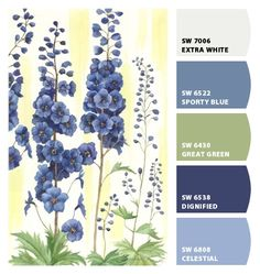 Color Palette - Chip by @Sherwin Williams