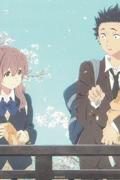 Koe no Katachi (A Silent Voice) Koe No Katachi Anime, A Silence Voice, A Silent Voice Anime, Manga Anime, Anime Art, The Garden Of Words, Anime Triste, Kyoto Animation, Anime Kunst
