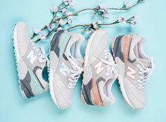 "New Balance 999 – Pack ""Cherry Blossom"""